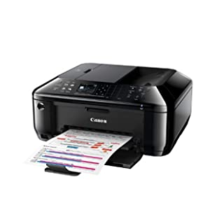 Canon PIXMA MX515 - Impresora multifunción de tintacolor (A4, 9.7 pages_per_minute, Ethernet)