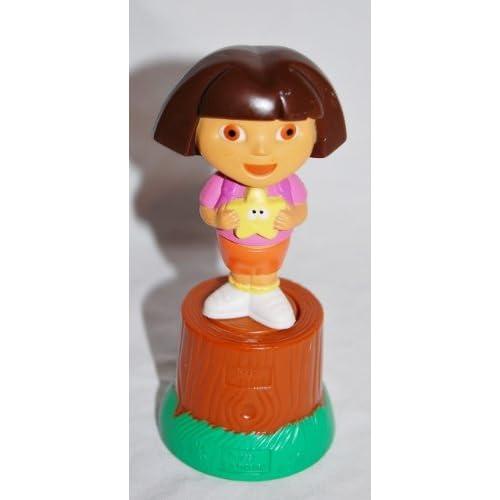 Amazon.com: Burger King Dora the Explorer Star Lantern Toy