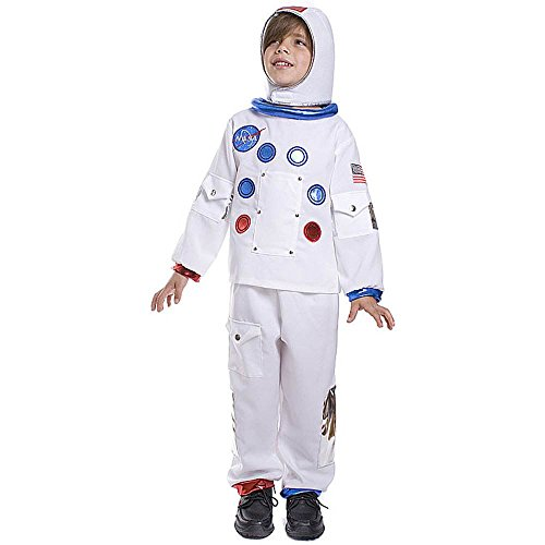 NASA Astronaut Kids Costume