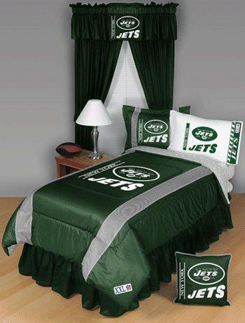 NFL New York Jets Boys Queen/Full Comforter