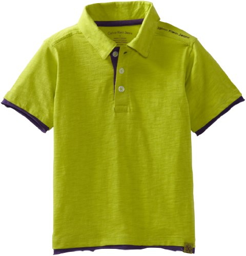 Hurley Boys 2-7 Short Sleeve Classic Polo