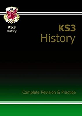 KS3 History Complete Study & Practice (with online edition): Complete Revision and Practice (Ks3 Complete Revision/Practice)