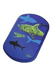 Speedo Kid's Begin to Swim Mini Kickboard, Blue