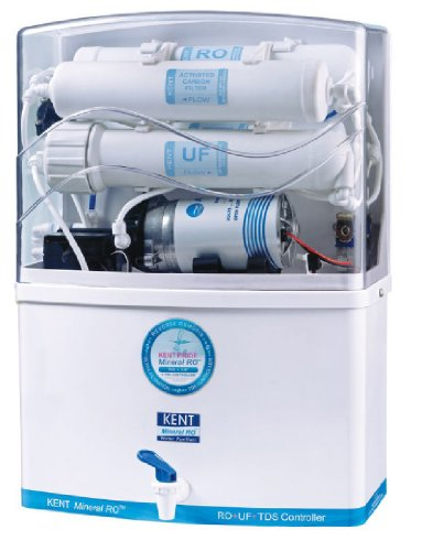 Kent Pride RO+UF with TDS Controller 8L Water Purifier