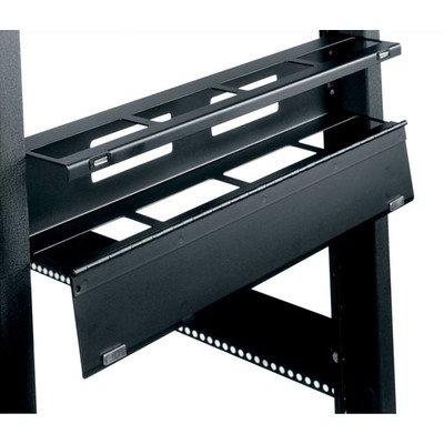 Middle Atlantic Hhcm-1 - Rack Cable Management Kit (Horizontal) - Black Powde...