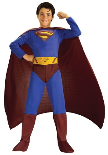 Superman Costume - Medium