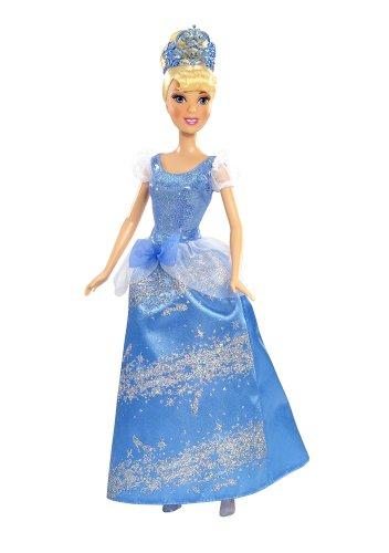Disney Sparkling Princess Cinderella Doll - 1