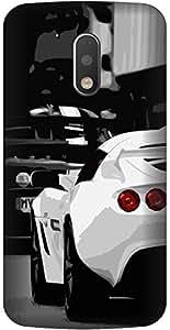 APE Designer Back Cover for Motrola Moto G4 Plus