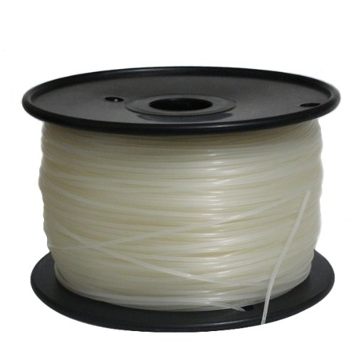 WmicroUK High Quality Repraper Professional 3D Printing Material 350m PLA 1.75mm 3D Printer Filament Bundle for RepRap (Nature)
