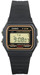 Casio Men's F91WG-9 Watch