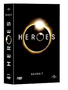 Heroes, saison 1 - Coffret 7 DVD