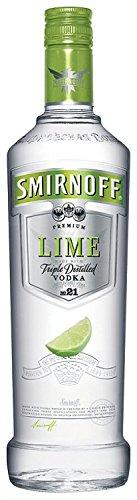 Smirnoff discount duty free Smirnoff Vodka Lime 70 cl