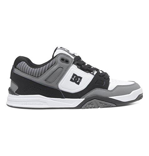 Lace Up Skate Shoe, Black Stripe, 11