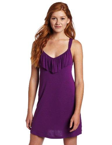 Roxy Juniors Moon Dance Dress, Purple, Small