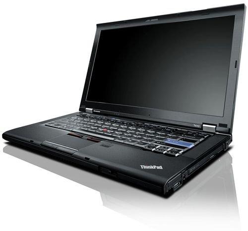 Lenovo ThinkPad T410i 2518 - Core i5 430M / 2.26 GHz - RAM 4 GB - HDD 320 GB - DVD-Writer - GF GT 130M - Gigabit Ethernet - WLAN : Bluetooth, 802.11b/g/n - TPM - fingerprint reader - Windows 7 Pro - 14.1