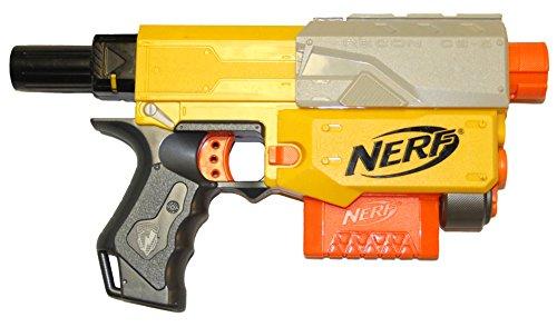 Nerf N-Strike Recon CS-6 Dart Blaster Pistol Body W/ Ammo Clip