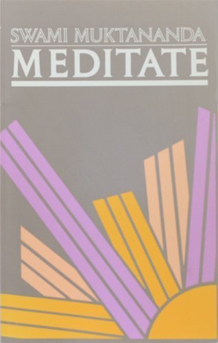 Meditate (SUNY series in transpersonal and humanistic psychology)