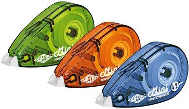 wedo-korrekturroller-mini-4-2-mm-x-6-m-farbig-sortiert