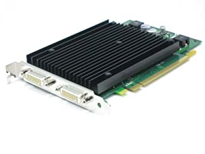 Low Profile ATI FireMV 2250 256MB DDR2 PCIe DMS-59 Video Card w//Dual VGA Cable