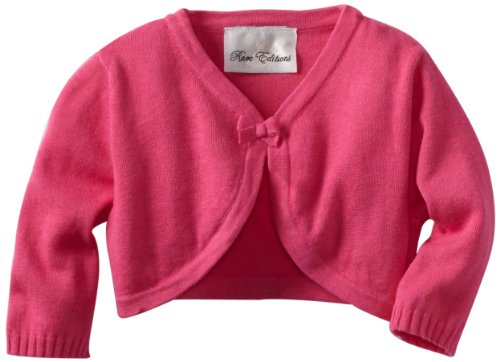 Image of Rare Editions E269913 Girls 2-6x Cardigan Sweater