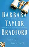 Barbara Taylor Bradford Voice of the Heart (Panther Books)