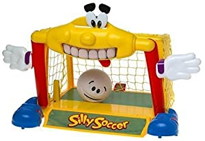 Silly Soccer Game
