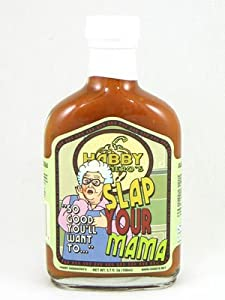 Slap Your Mama Hot Sauce