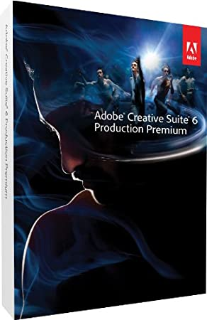 Adobe Creative Suite 6 Production Premium Upgrade von CS3, CS4