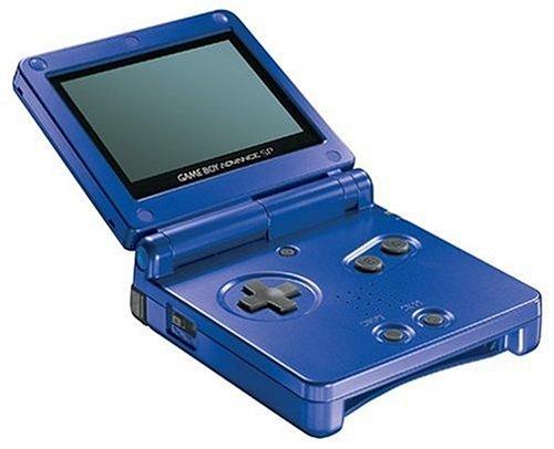 Nintendo Game Boy Advance Sp - Cobalt