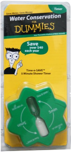 Time-n-SAVE PF0551 Five Minute Shower Timer (Water Saver Shower Aerator compare prices)