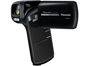 HX-DC3 high-definition camcorder - black