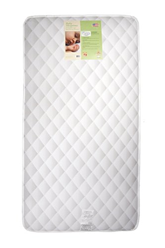 Big Oshi Baby Sleeptime Orthopedic Type Innerspring Mattress