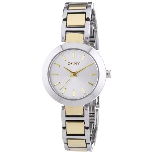 DKNY NY8832 Women's Quartz Analogue Watch-Stainless Steel Strap Multicoloured
