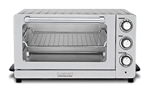 Cuisinart TOB-60N Toaster Oven Broiler with Convection by Cuisinart