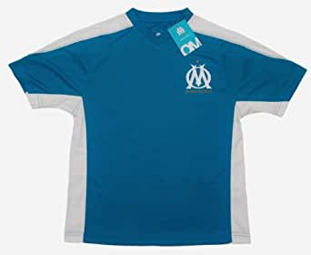 "Maillot supporter - Collection officielle - OLYMPIQUE DE MARSEILLE - OM - football club "" Supporter "" - Ligue 1 - Taille adulte S"