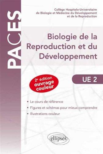 Biologie de la Reproduction et du Développement PACES UE2