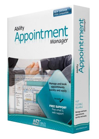 Ability Appointment Manager (PC CD)