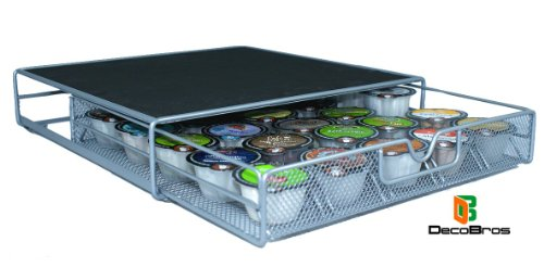 Keurig Vue Cup Storage Drawer Holder for 25 Vue