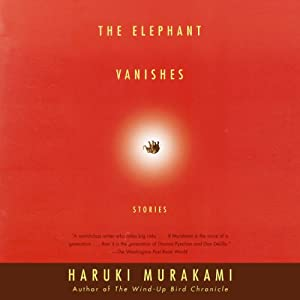 The Elephant Vanishes Audiobook