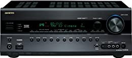 Onkyo TX-NR708 7 2-Channel Network Home Theater Receiver Black