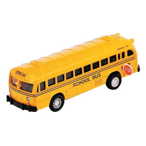 D&D Distributing Classic School Bus - 1