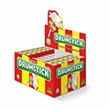 Swizzels Matlow Drumstick Lollies 14g, 2 Packs of 60 Lollies, Total 120 Sticks (Pack of 2)