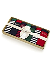 7 Pack Autograph Pure Cotton Days of the Week Slips in Gift Box
