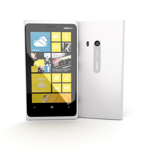 Nokia Lumia 920 Factory Unlocked World Mobile