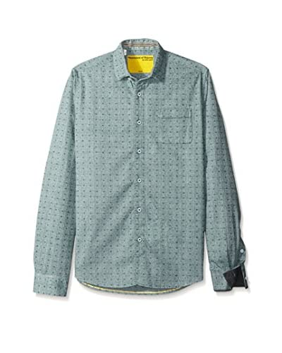 Descendant of Thieves Men's Brushed Diamond Shirt