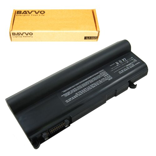 Click to buy TOSHIBA Satellite A55-S3063 Laptop Battery - Premium Bavvo® 12-cell Li-ion Battery - From only $35.98