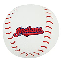 Cleveland Indians Children/Baby Team Ball MLB Baseball