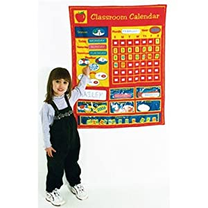 Interactive Classroom Calendar; no. MTB800