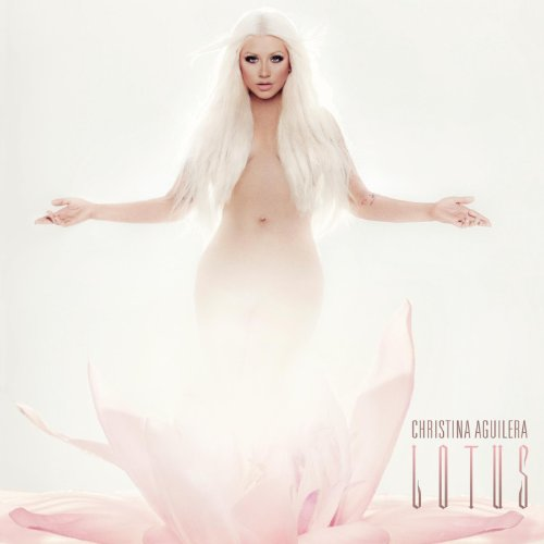 Original album cover of Lotus by Christina Aguilera