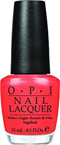 OPI Nail Lacquer, Touring America Collection, Are We There Yet, 0.5 Fluid Ounce